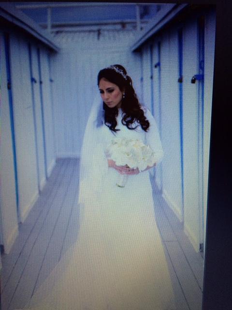 Miriam bride for Marc