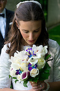 Rachel and Aminadav wed at Keter Torah in Teaneck, NJ on Monday,