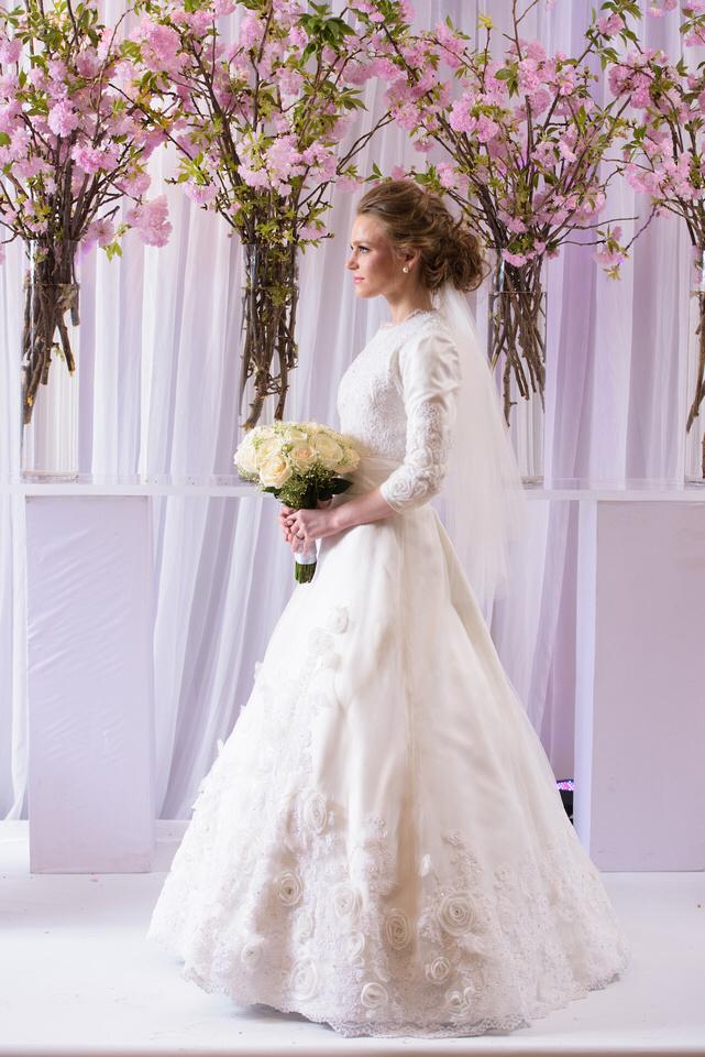 2017 bride dembitzer