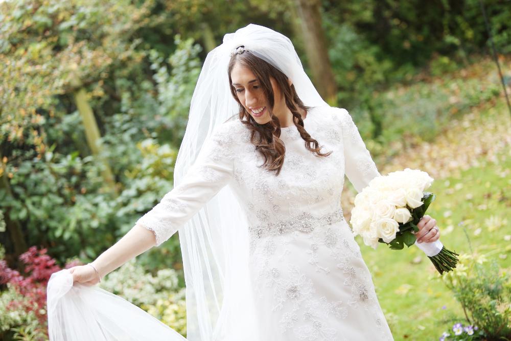 Hanna bride